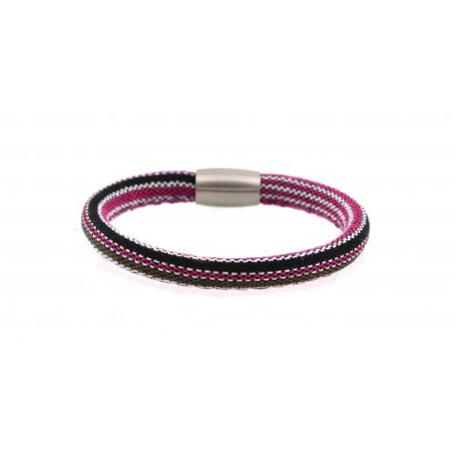 "kOmMa5 bracelet ""Sommer"" pink"