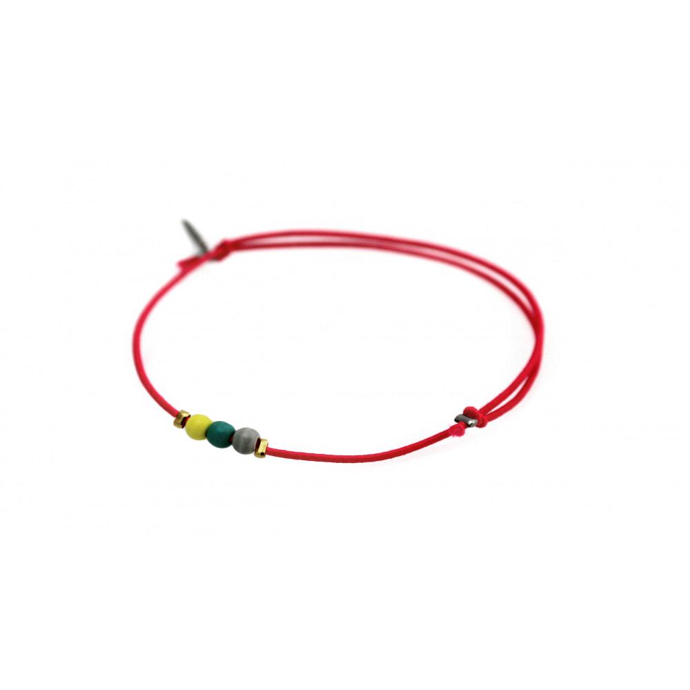 "kOmMa5 bracelet ""Barcelona"""
