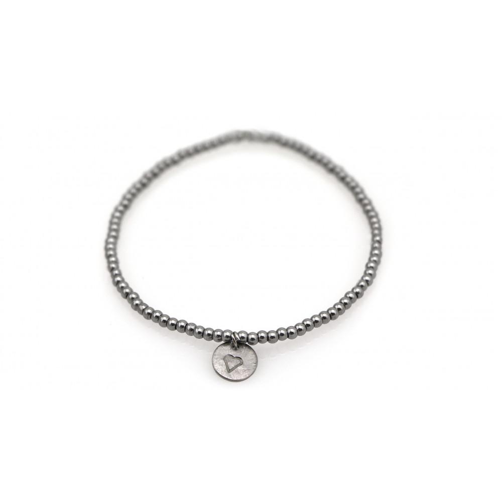 kOmMa5 braccialetto acciaio...