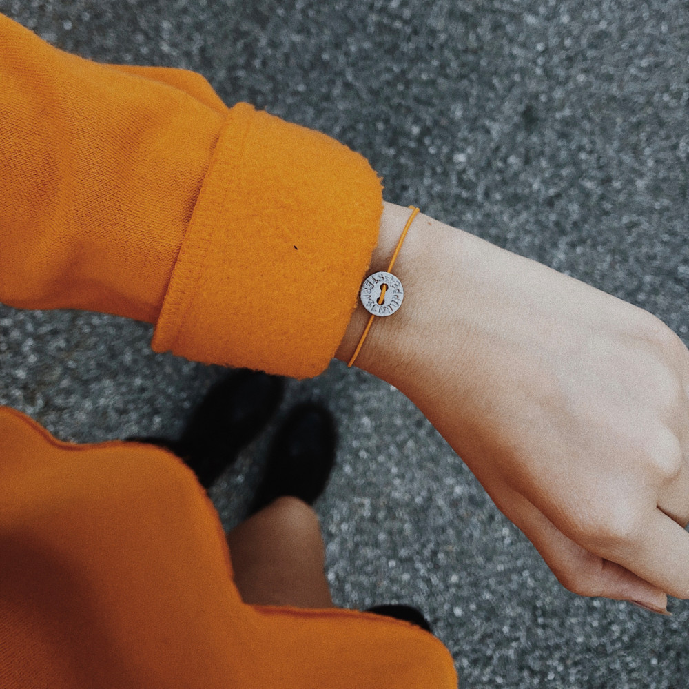 "kOmMa5 Armband ""Sternschnuppe"""