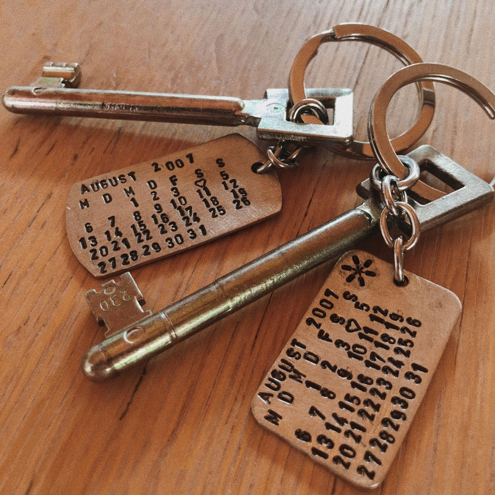 Special keyrings - Partner Set
