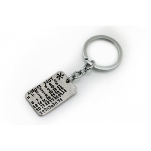 Special keyring-for her