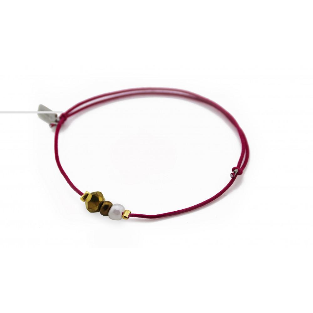 "kOmMa5 bracelet ""SRI LANKA"""