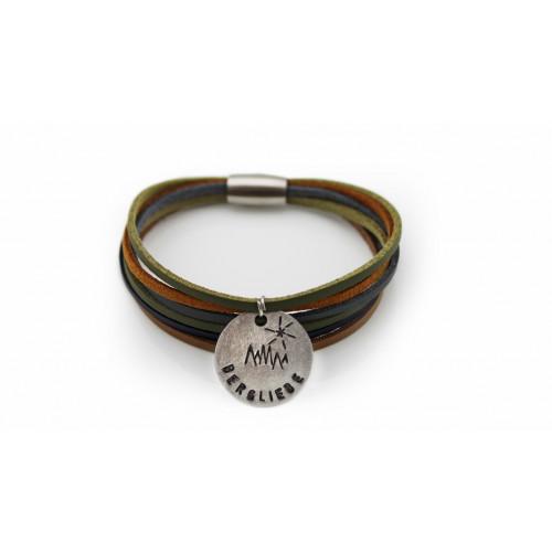 "kOmMa5 bracelet ""Bergliebe-e+"""