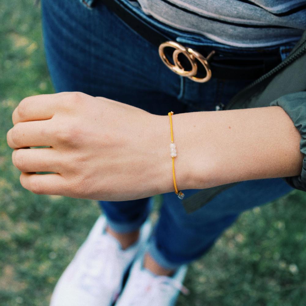 "kOmMa5 bracelet ""SANSIBAR"""