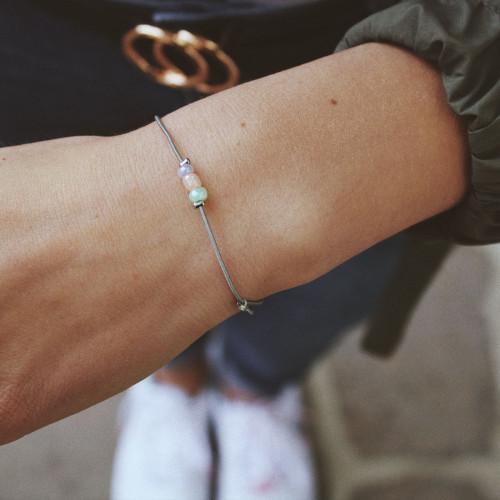 """kOmMa5 Armband """"SYLT"""""""