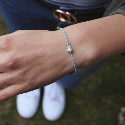 """copy of kOmMa5 bracelet """"SYLT"""""""