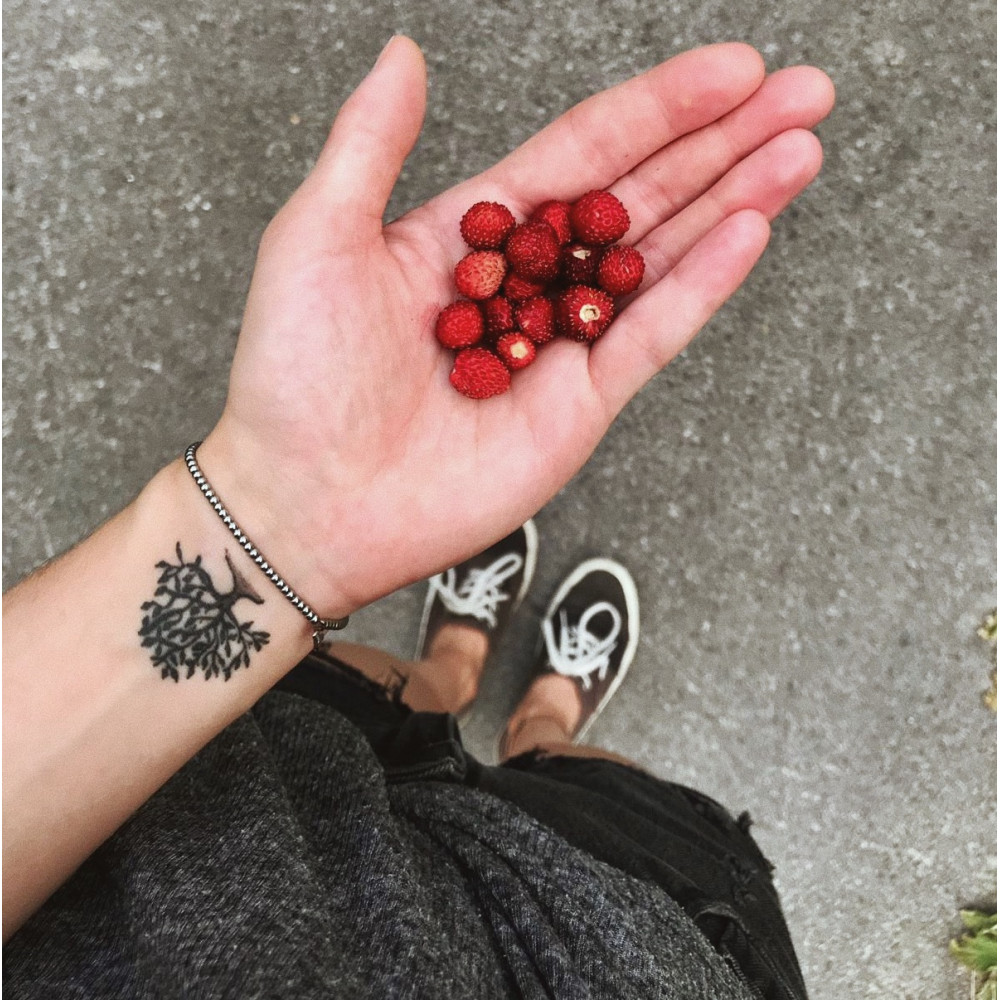 kOmMa5 bracelet stainless...