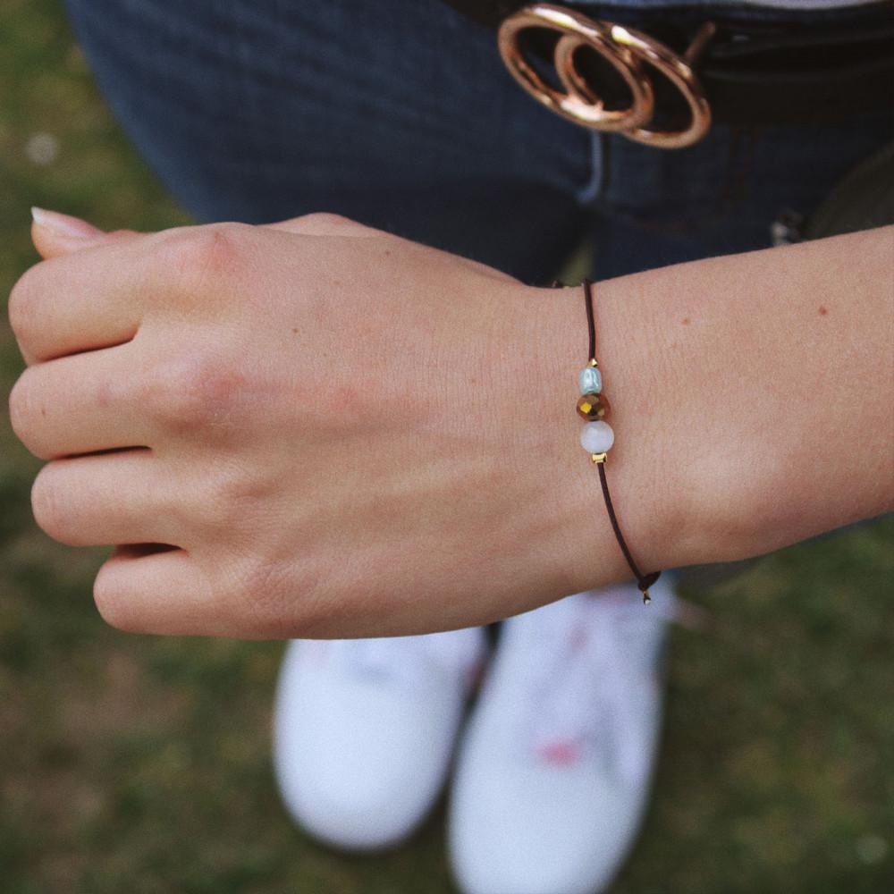 """kOmMa5 bracelet """"ELBA"""""""