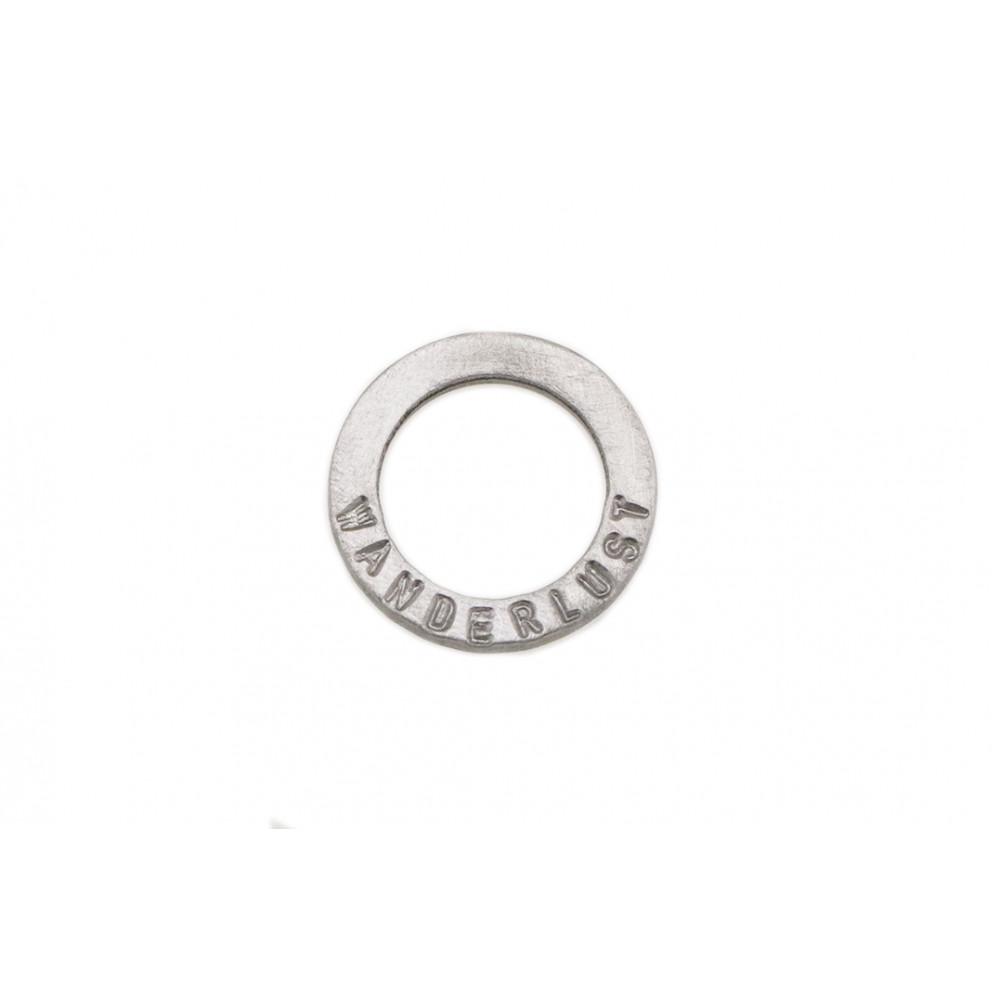 """kOmMa5 Ring 20mm """"WANDERLUST"""""""