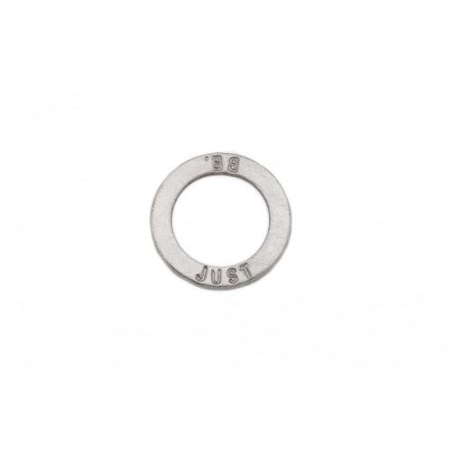 "kOmMa5 Ring 20mm ""JUST BE."""