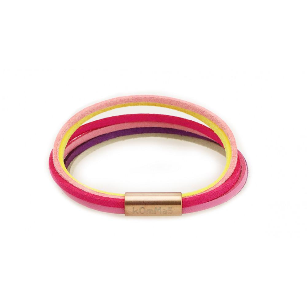 """kOmMa5 bracelet """"Lisalotta-e"""""""
