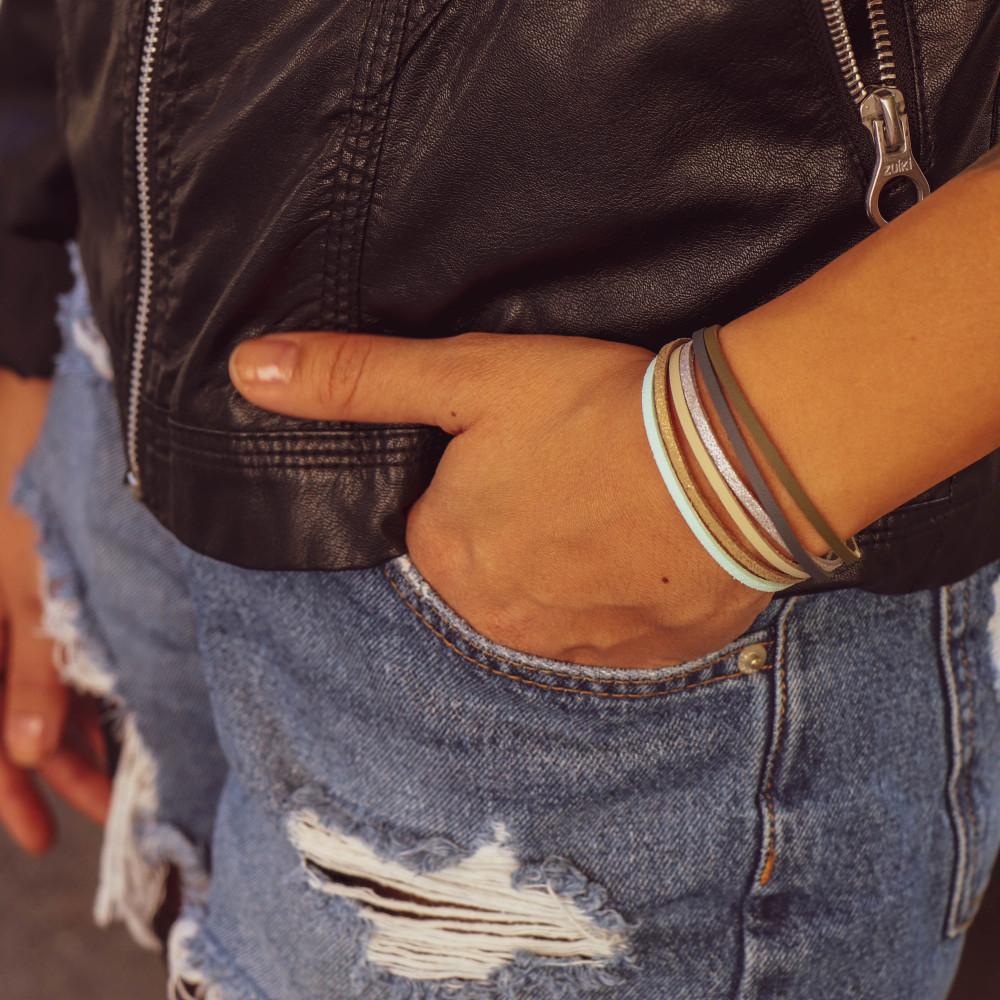 "kOmMa5 bracelet ""Maria-e"""