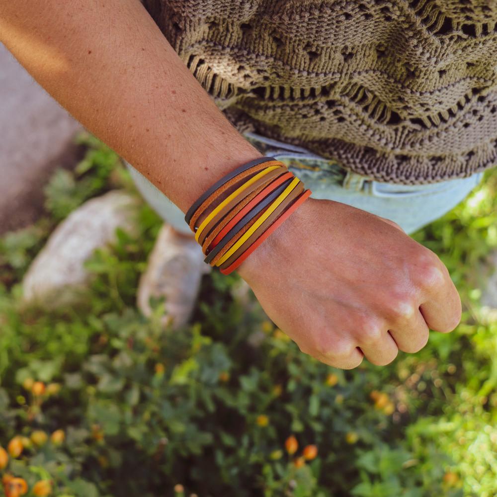 "kOmMa5 bracelet ""Justus"""