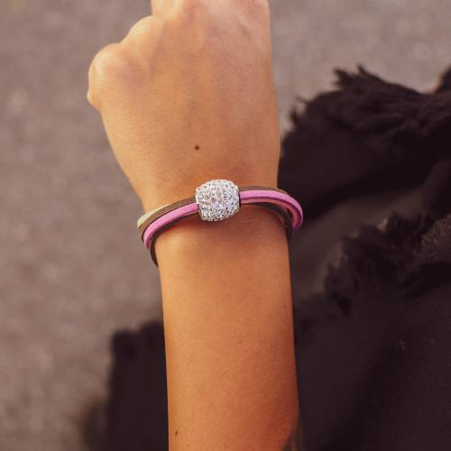 """kOmMa5 bracelet """"Antonia-e"""""""