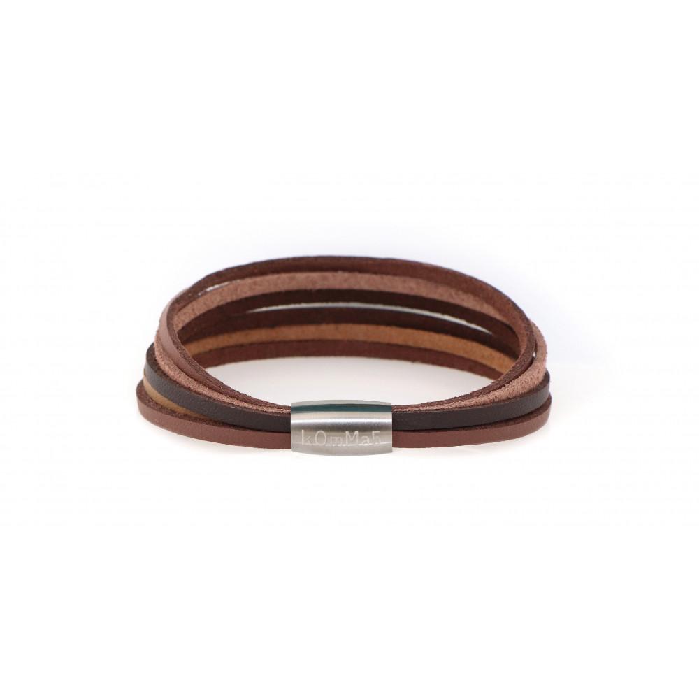 """kOmMa5 Armband """"Brownie2-e"""""""
