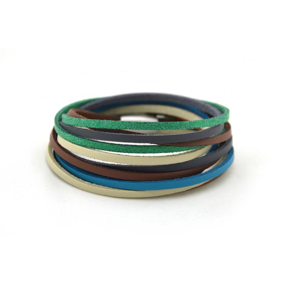"kOmMa5 Armband ""Evita"""