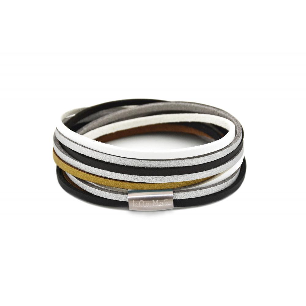"""kOmMa5 Armband """"Gudi"""""""