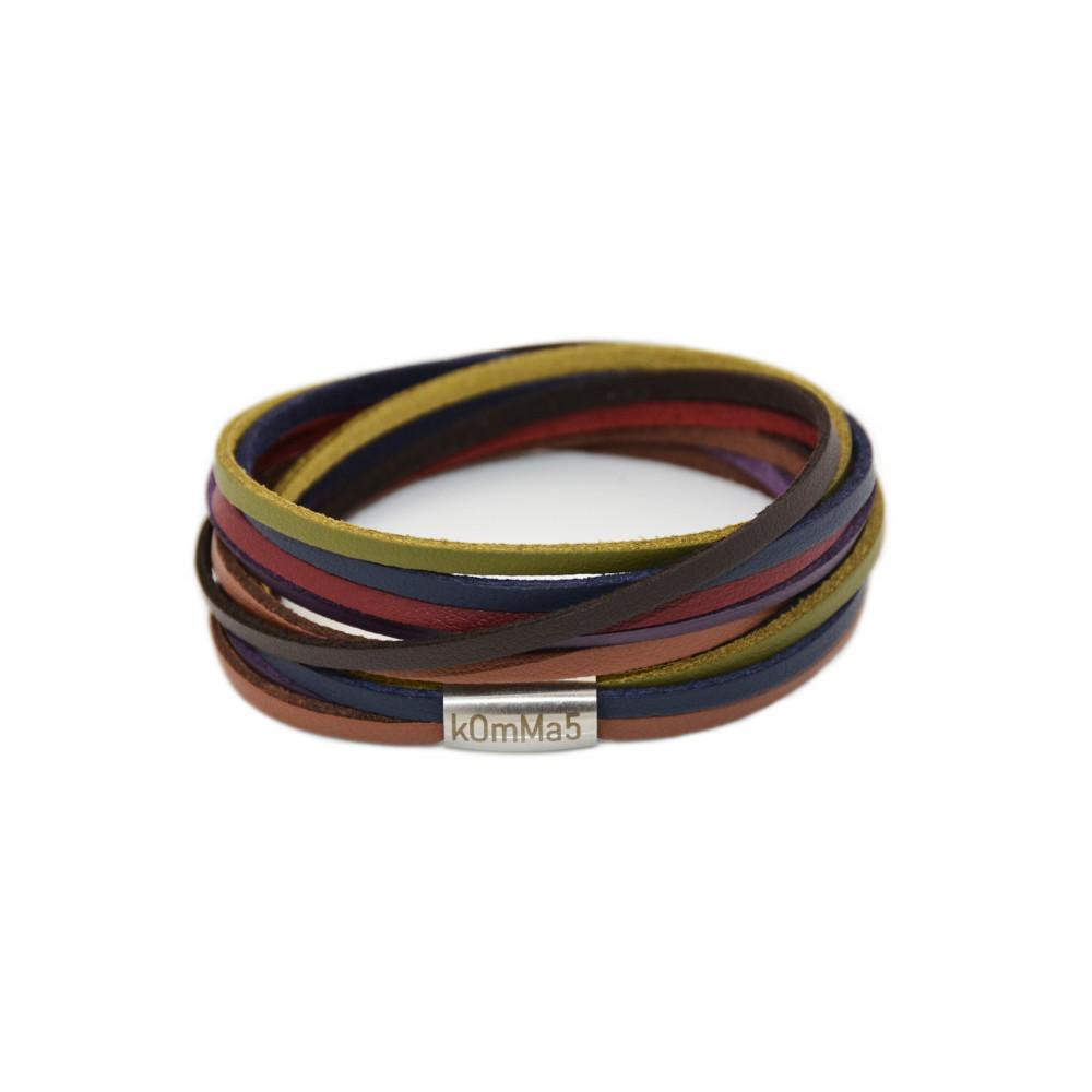 "kOmMa5 Armband ""Ingo"""