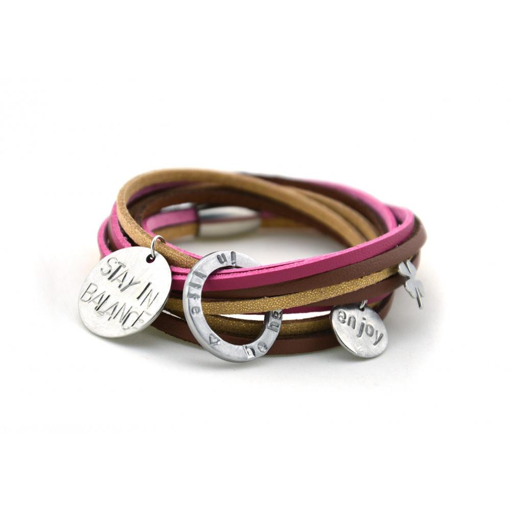 """kOmMa5 bracelet """"Elli"""""""