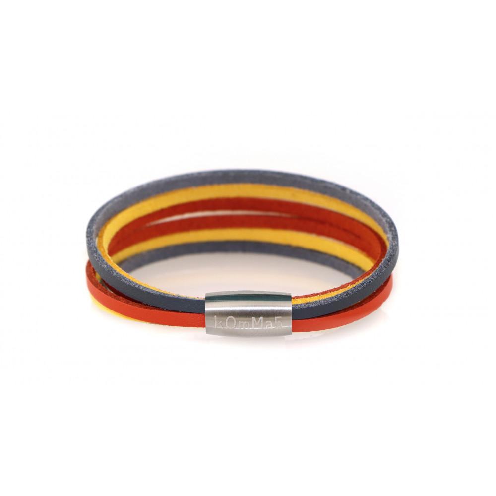 "kOmMa5 Armband ""Sascha-e"""