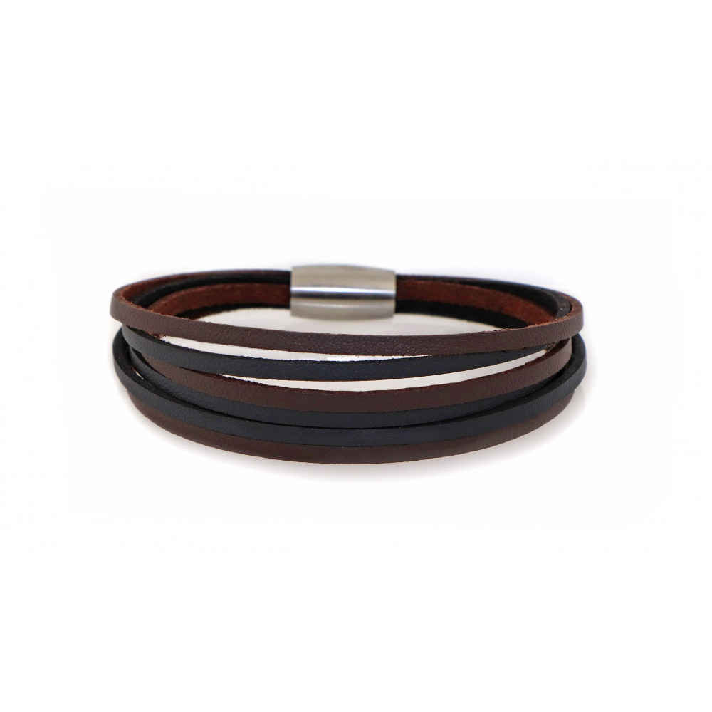 "kOmMa5 bracelet ""Silvio-e"""