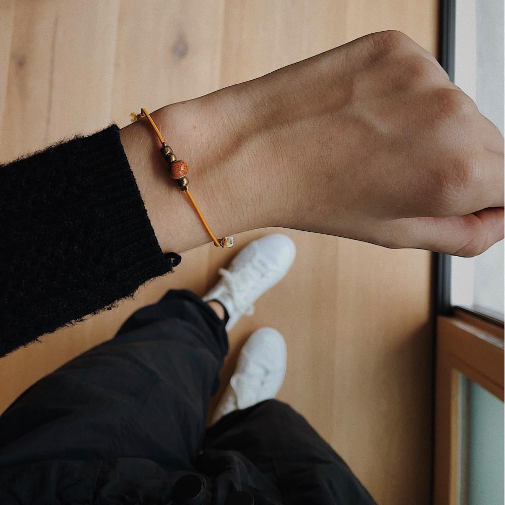 """kOmMa5 Armband """"Sevilla"""""""