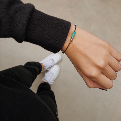 "kOmMa5 bracelet ""Santorini"""
