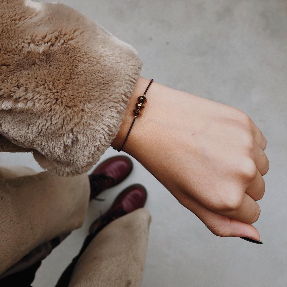 "kOmMa5 bracciale ""Abu Dhabi"""