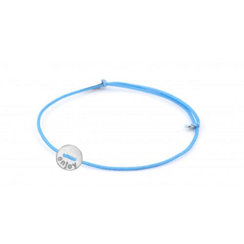 """kOmMa5 Armband """"Enjoy"""""""