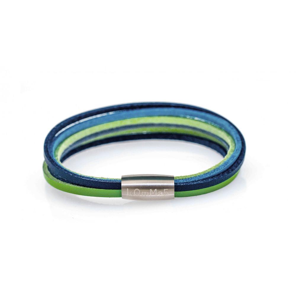 "kOmMa5 Armband ""Jogi-e"""