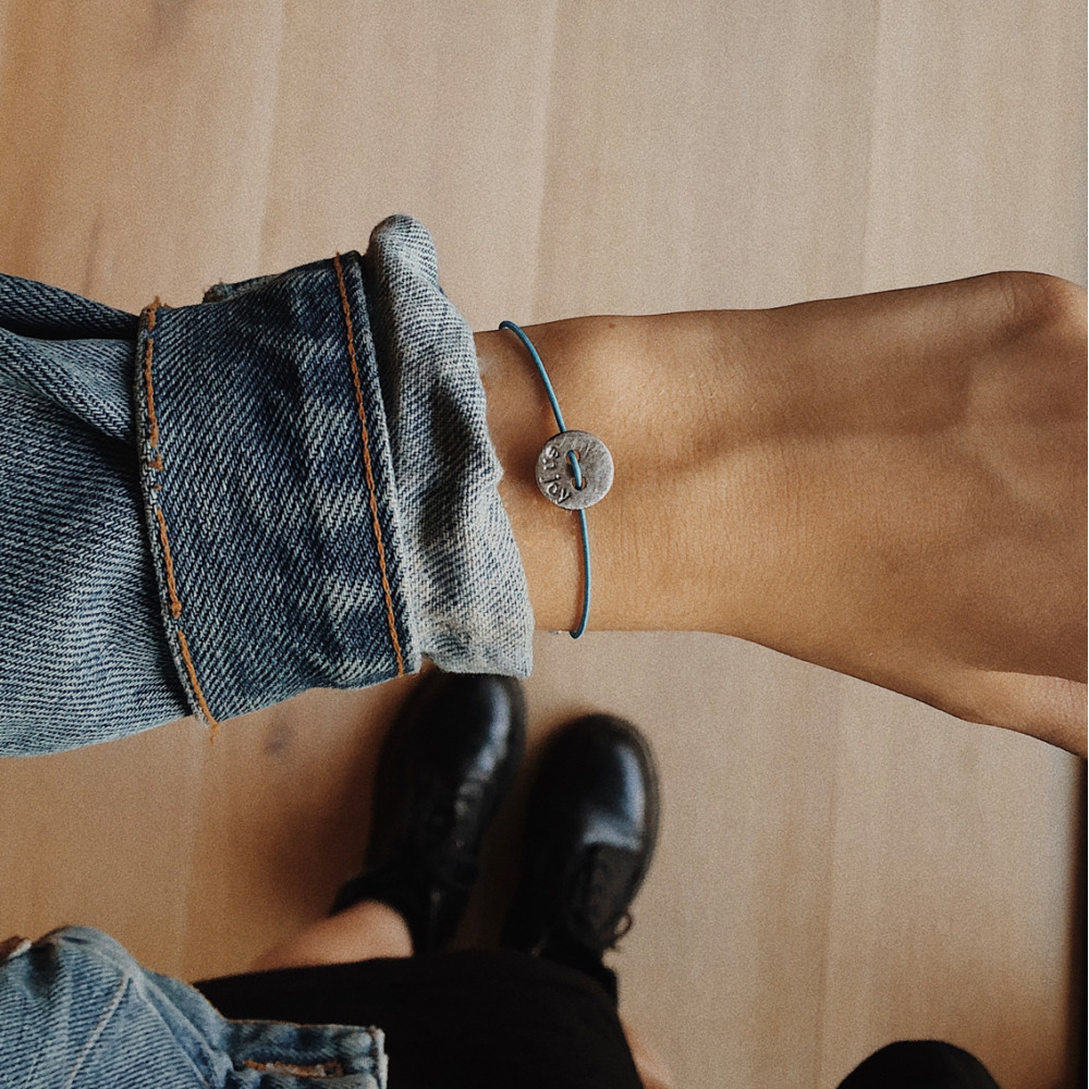 "kOmMa5 bracelet""Enjoy"""