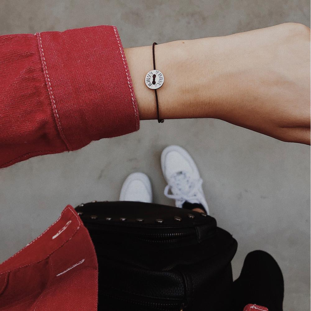 """kOmMa5 Armband """"Hakuna Matata"""""""