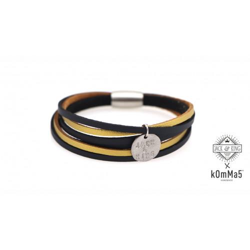 """kOmMa5 bracelet """"Jack&King-e"""""""