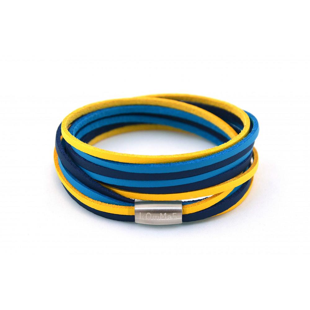 "kOmMa5 bracelet ""Klaus"""