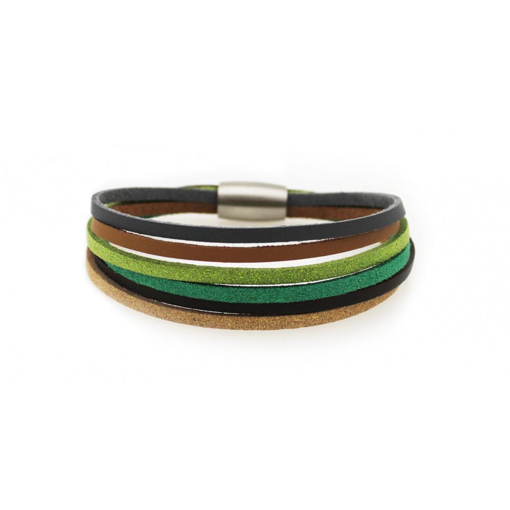 "kOmMa5 Armband ""Petra-e"""