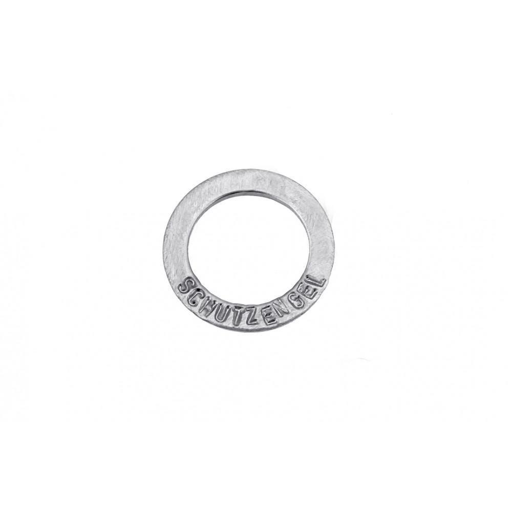 "kOmMa5 Ring 20 ""SCHUTZENGEL"""