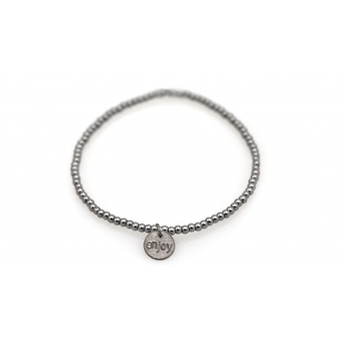 kOmMa5 Armband Edelstahl...