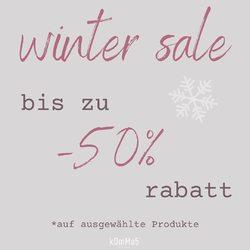 entdecke unsere angebote ❄ bis zu -50% reduziert ❄⠀ .⠀ .⠀ jetzt einkaufen www.komma5.com 🛍⠀ .⠀ .⠀ #wemadeyourbracelet #fairproduced #madeinsüdirol #naturns #komma5 #wintersale #rabatt