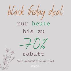 🌸 black friday deal 🌸⠀ .⠀ .⠀ nur heute bis zu -70% rabatt >> www.komma5.com <<⠀ .⠀ .⠀ #wemadeyourbracelet #fairproduced #madeinsüdirol #naturns #komma5 #blackfridaysale #backfridayweek #alreadyblackfridaysale #hurryup #sale